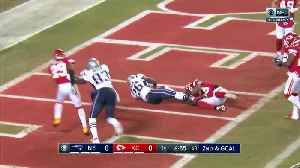 Sony Michel hammers in opening-drive TD [Video]