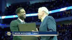 Dwyane Wade Day: Marquette gets in on the 'Last Dance' [Video]
