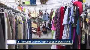 Local non-profit sees surge of donations after