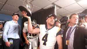 News video: Zuerlein Kicks Rams to Super Bowl