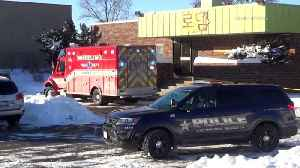 One Girl Dead, One Treated For Hypothermia After Snow Fort Collapses In Arlington Heights [Video]