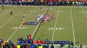 Chiefs' D comes up with HUGE fourth-and-short stop [Video]
