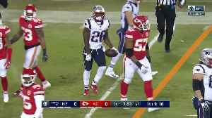 Sony Michel's best plays from 113-yard game | AFC Championship Game [Video]