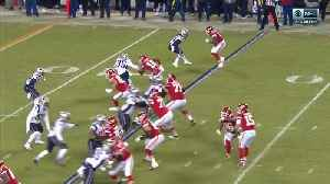 Patrick Mahomes' most impressive throws | AFC Championship Game [Video]
