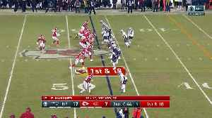 Damien Williams' most important plays | AFC Championship Game [Video]