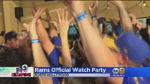 Rams Fans Erupt When Team Stuns Saints With Come-From-Behind Win [Video]