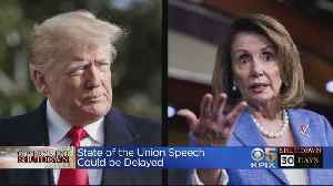 President May Show Up To Deliver SOTU, Find He Hasn't Been Invited [Video]