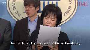 News video: Athletes' Group Raises Sex Abuse Allegations in South Korean Speed Skating