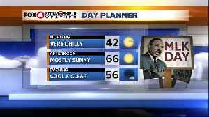 FORECAST: Cold start to Dr. Martin Luther King Jr. Day [Video]
