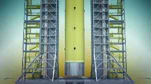 NASA reveals images testing Space Launch System rocket [Video]