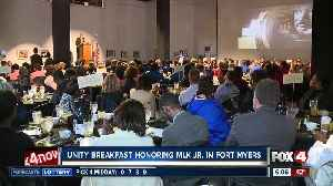 Unity breakfast honors Dr. Martin Luther King Jr. in Fort Myers [Video]