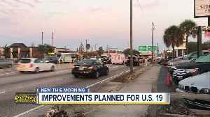FDOT aims to fix US 19 at Gandy/Park Boulevard Interchange to ease traffic [Video]