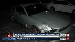 Troopers search for hit and run driver in Naples [Video]