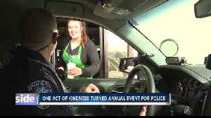 One act of kindness turned annual event [Video]