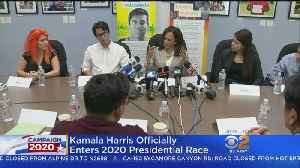 Sen. Kamala Harris Running For President In 2020 [Video]