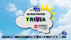 Weather trivia on Jan. 21: What was the highest temperature ever recorded? [Video]
