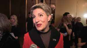 Tamsin Greig shares her thoughts on 'The Favourite' [Video]
