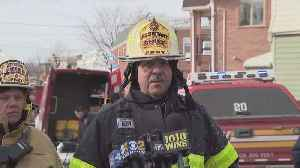 FDNY Presser On College Point Fire [Video]