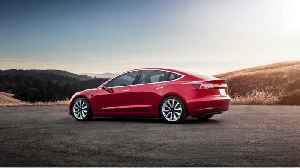News video: Tesla's Model 3 Is Ready For Europe