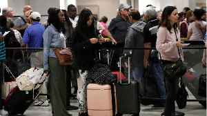 U.S. Air Safety Agents Absences Hit Record Level [Video]