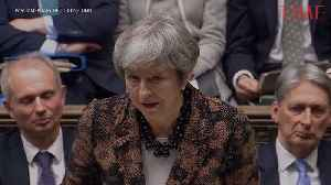 British Prime Minister Theresa May Rejects Calls to Delay EU Departure [Video]