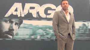 News video: Ben Affleck pays his respects to late spy who inspired hit film 'Argo'