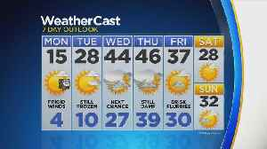 1/21 Afternoon Forecast [Video]