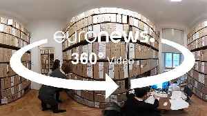 360° tour inside Hungarian cultural dissent [Video]