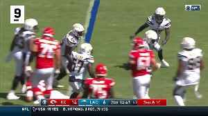 News video: Los Angeles Chargers safety Derwin James' top 10 plays | 2018 season