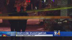 Denver Police Investigate Deadly Shooting In Five Points [Video]