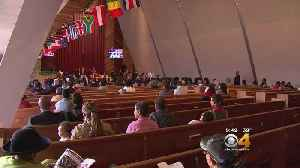 News video: Interfaith Service Celebrates Life And Ministry Of Rev. Dr. Martin Luther King, Jr.