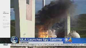 ULA Launches Rocket With High-Priority Payload [Video]