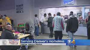 CBS4 Helps Spread The Warmth To Denver Homeless [Video]