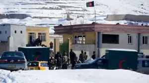 News video: Taliban Attack On Afghan Security Base Kills Over 100