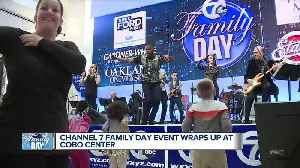 Join us for Channel 7 Family Day at the 2019 Detroit auto show [Video]
