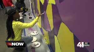 News video: City Year honors MLK Day with service projects at KC school