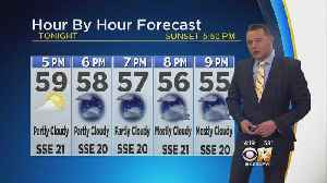 Monday Night Weather Update [Video]