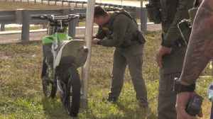 Dozens of ATV and dirt bikes seized in crackdown on 'wheels up, guns down' ride-outs [Video]