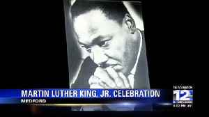 Medford Honors Dr. Martin Luther King, Jr.'s Legacy [Video]