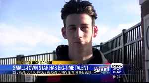 Small-Town Star has Big-Time Talent [Video]