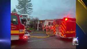 76-year-old Roseburg woman killed in fire [Video]