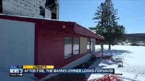 'I can't imagine not rebuilding it': After fire, The Barn Restaurant to preserve Baraboo icon [Video]