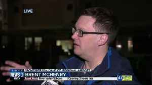 Dane County Regional Airport closed due to power outage [Video]