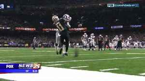 Saints drop 26-23 overtime heartbreaker in NFC Championship [Video]