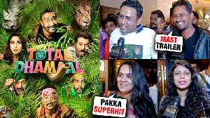 Public EPIC REACTION On Total Dhamaal Trailer | Madhuri Dixit, Anil Kapoor, Ajay Devgn [Video]