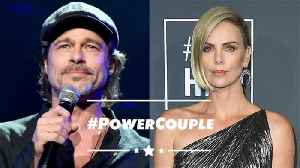New couple alert: Brad Pitt and Charlize Theron [Video]