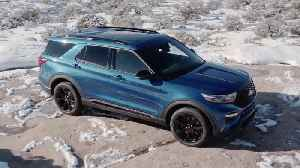 All-New Ford Explorer ST Driving Video [Video]