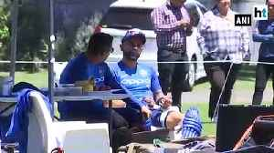 India vs New Zealand: Virat Kohli and his men practice ahead of ODI series [Video]