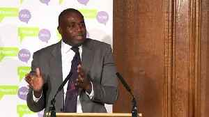 Lucas and Lammy demand a People's Vote [Video]