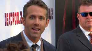 Ryan Reynolds cancels arm surgery to promote 'Deadpool 2' in China [Video]